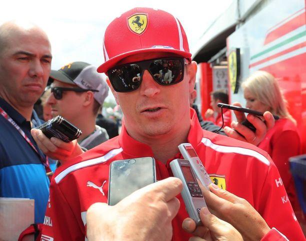 Kimi Räikkönen on voittanut Kanadan GP:n kerran urallaan.