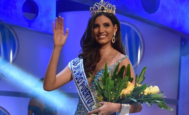 Tuore Miss Maailma on Stephanie Del Valle.