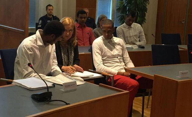 Kuubalaispelaajat saapuivat elokuun lopussa oikeudenkäyntiin Tampereella.