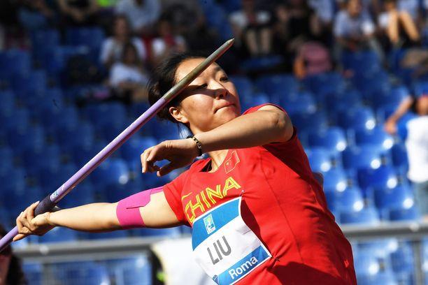 Liu Shiying heitti vain kolmasti Pihtiputaalla.