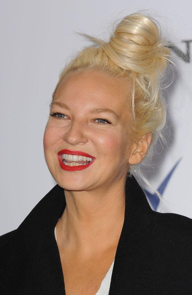 Sia on yksi maailman tunnetuimmista laulajista.