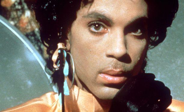 Julistekuva Princestä vuodelta 1988.