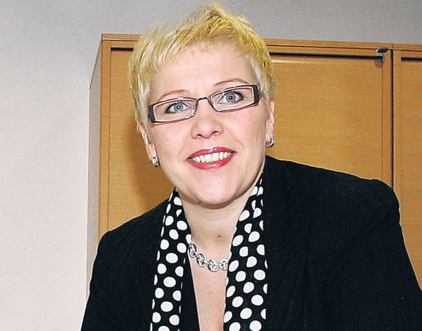 Tiina Nieminen on VR:n ravintolatoimintaa pyörittävän Avecran toimitusjohtaja.