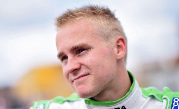 Esapekka Lappi kurvaili WRC2-maailmanmestariksi.