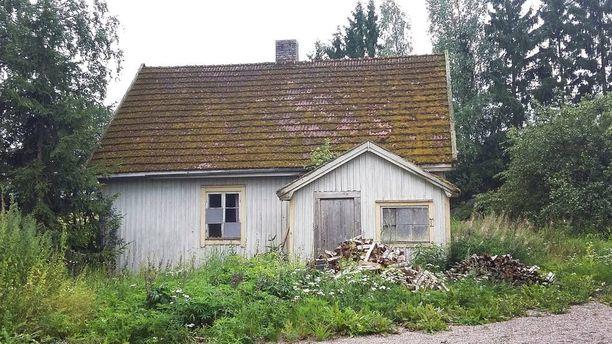 Tästä talosta on tehty löytöjä ennenkin.
