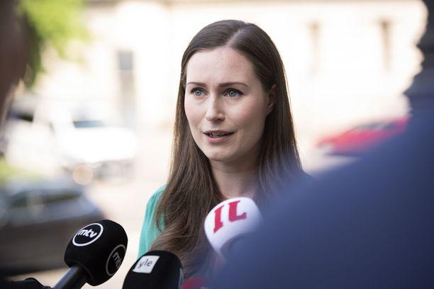 Valtioneuvoston viestintäjohtaja Päivi Anttikoski pitää pääministeristä valheellista tietoa levittävää tviittiä harmittomana.