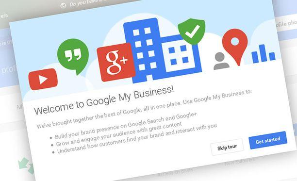 Googlen yrittäjäpalveluun kuuluu osoitteen varmistaminen postikortilla.
