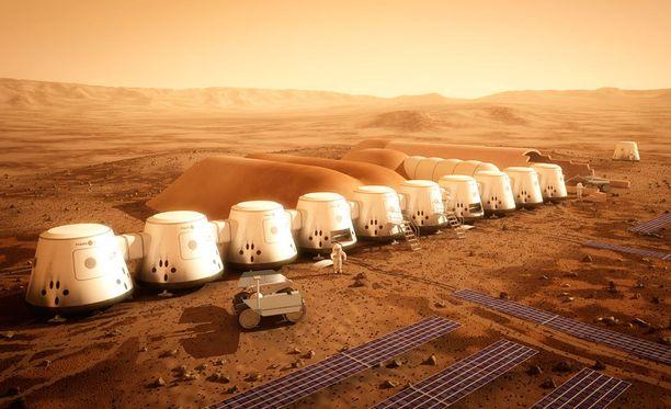 Jo 8 000 innokasta on ilmoittanut halustaan muuttaa punaiselle planeetalle - eikä haku ole vielä edes alkanut.