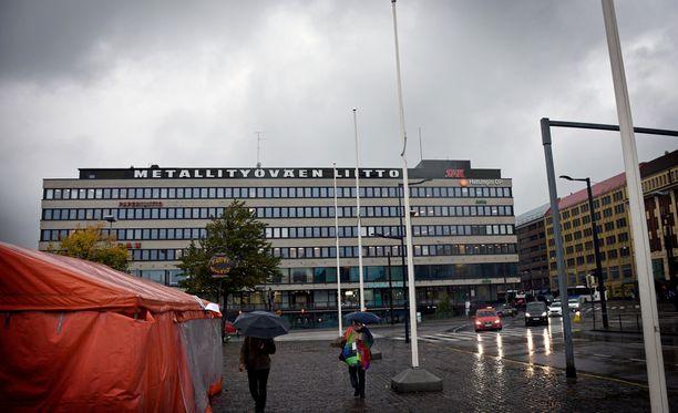 SAK muuttaa keväällä 2018 pois Metallitalosta, jossa keskusjärjestön toimiston on ollut 1960-luvun lopulta lähtien.