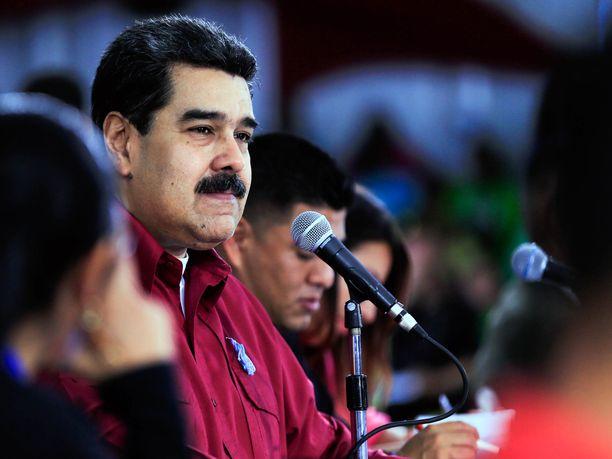 Nicolas Maduron aikana öljymaa Venezuela on ajautunut vakavaan ruokapulaan.