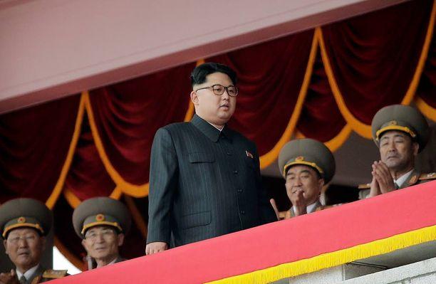 Kim Jong-un on valtakaudellaan puhdistanut hallintoaan varsin kovalla kädellä.
