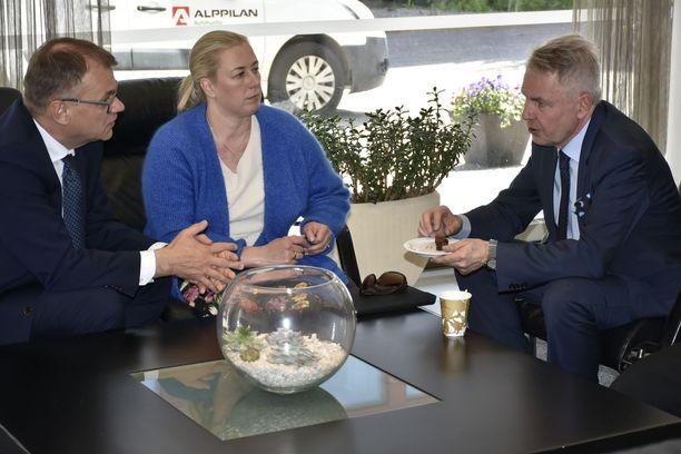 Jutta Urpilainen on Rinteen valinta Suomen seuraavaksi EU-komissaariksi.