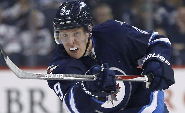 Winnipeg Jetsin Patrik Laine oli NHL:n harjoitusotteluiden kolmanneksi tehokkain pelaaja ja paras maalintekijä yhdessä Auston Matthewsin ja Kailer Yamamoton kanssa.