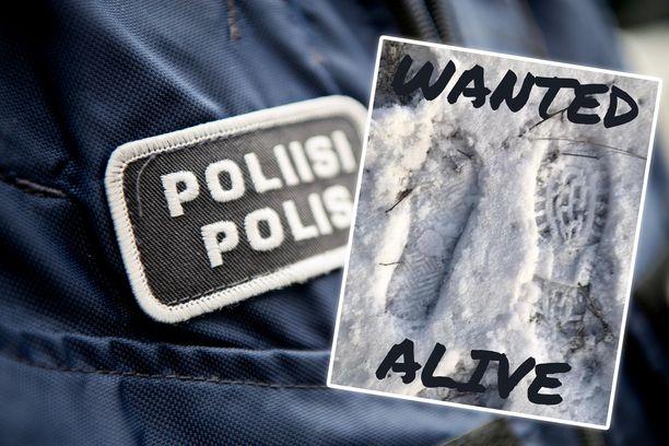 Poliisin mukaan lapsia ei tarvitse kiikuttaa poliisin luokse. Riittää, että vanhemmat puhuttavat lapset ja vaarallinen touhu ei toistu. Kuvayhdistelmä.