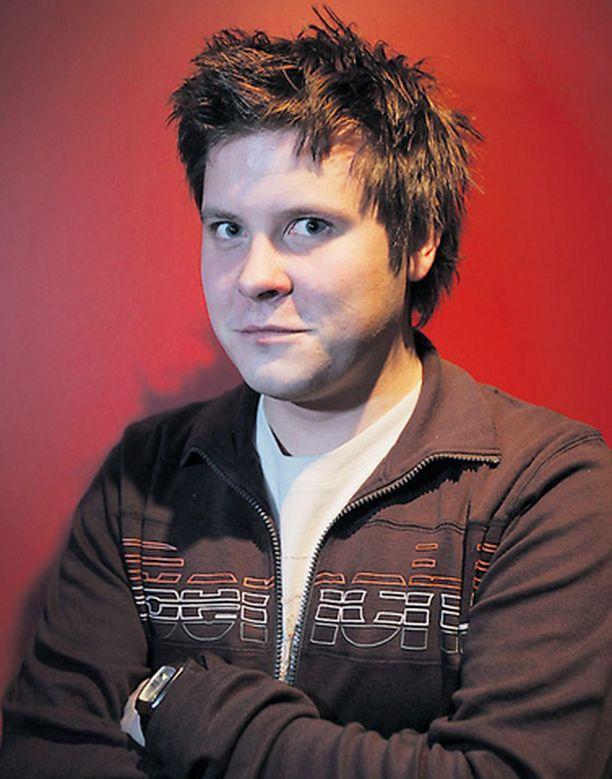 Janne Kataja juontaa syksyllä Big Brother -ohjelmaa.