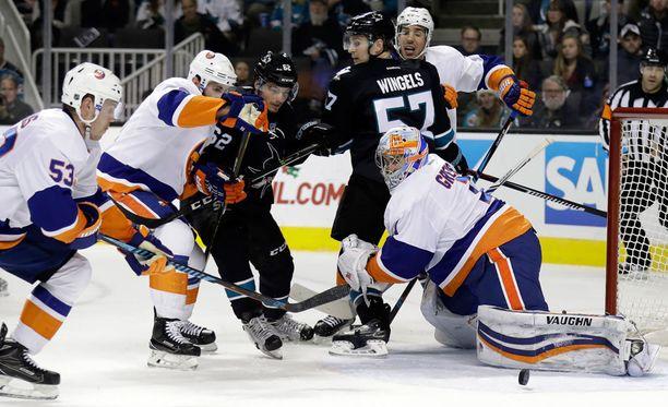 New York Islanders löytää jatkuvasti uusia tapoja hävitä.