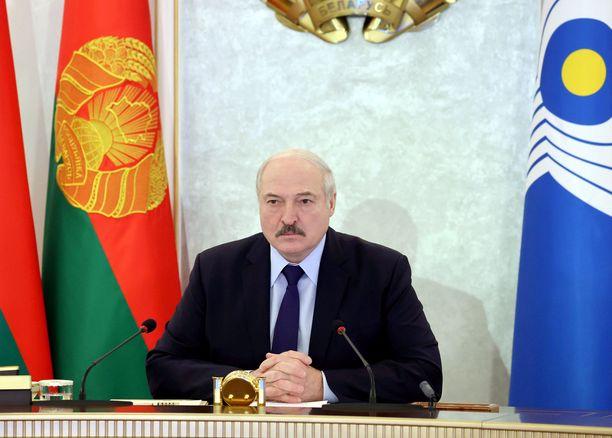 Aljaksandr Lukašenkaa on kutsuttu Euroopan viimeiseksi diktaattoriksi.