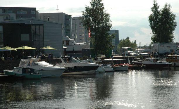 Kotkan kunta on Suomen velkaisin kunta.