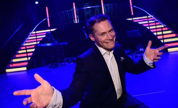 Jarkko Tamminen tähdittää Nelosen uutta Big Bang! -viihdeshowŽta.