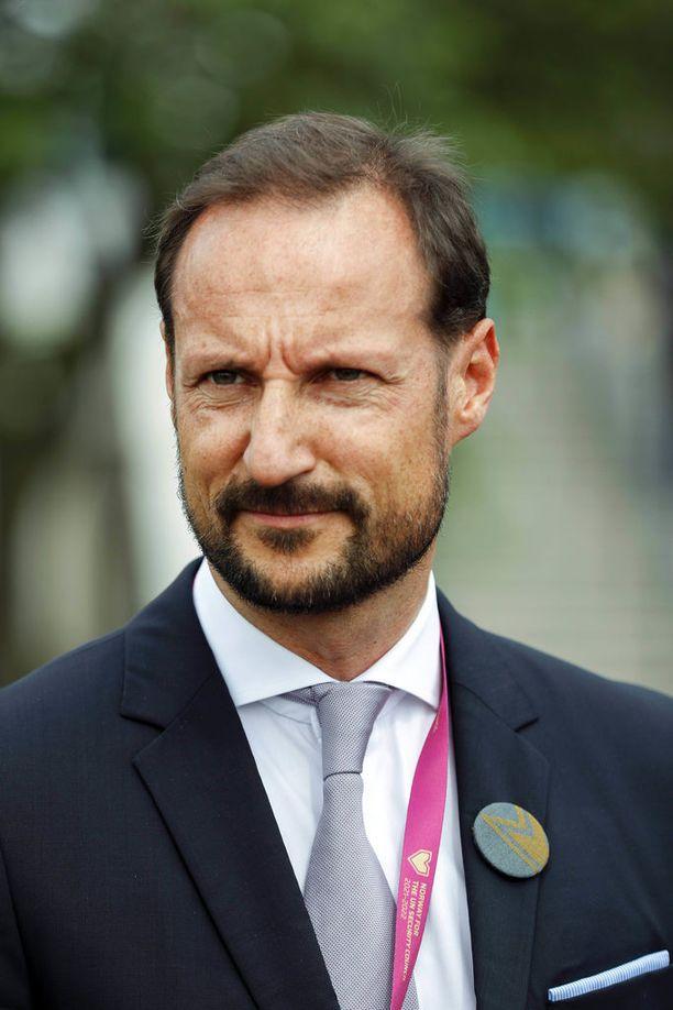 Kruununprinssi Haakon on Norjan tuleva kuningas.