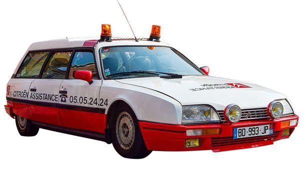 CX:stä kehitettiin myös erikoiskoreja mm. ambulanssikäyttöön.