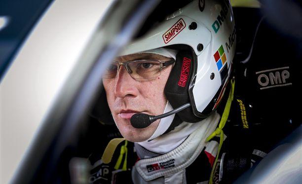 Jari-Matti Latvala on toisena ennen Turkin rallin päätöspäivää.