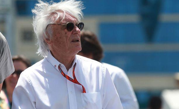 Bernie Ecclestone vieraili F1-varikolla viimeksi heinäkuussa Itävallan osakilpailussa.