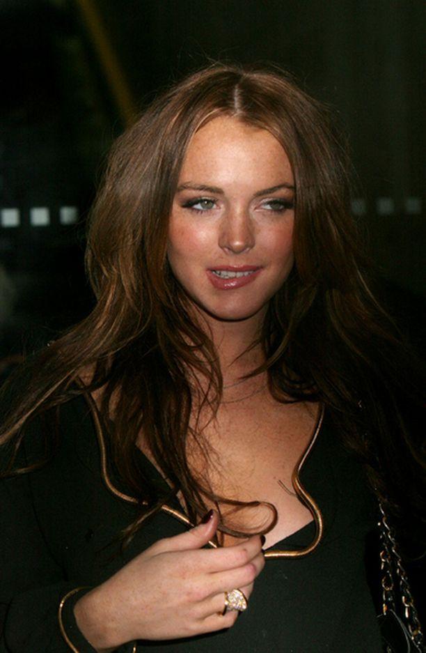 Lindsay Lohan joutui torstai-iltana sairaalaan astmakohtauksen vuoksi.