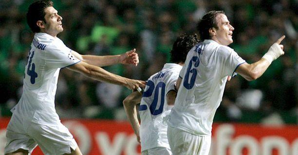 Kahden pelatun kierroksen jälkeen Famagusta kuitenkin jakaa B-lohkon kärkipaikan Interin kanssa.
