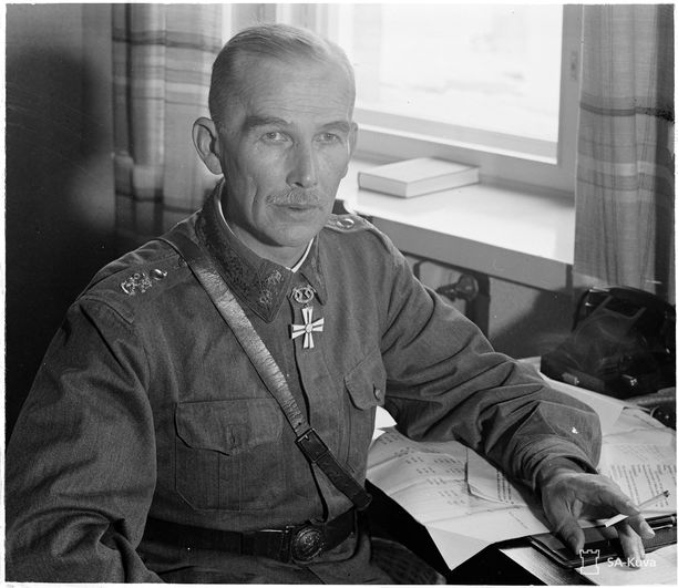 Kenraaliluutnantti Nenonen
