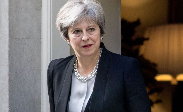 Theresa May nousi Britannian pääministeriksi viime kesänä.
