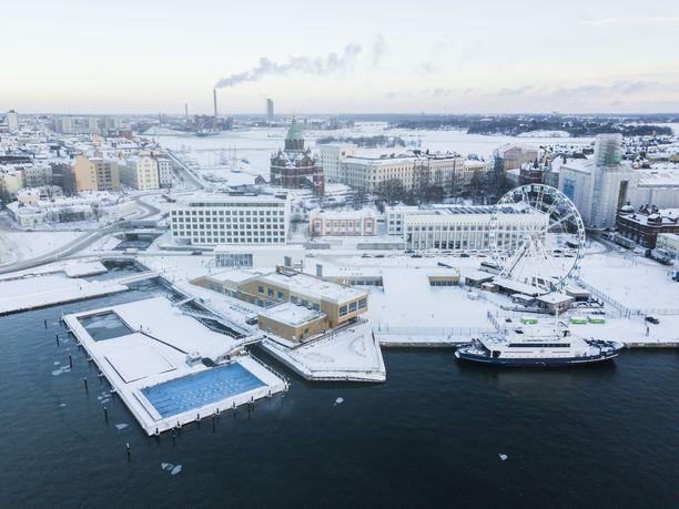 Synkkyys voi olla pian ohi Helsingissäkin.