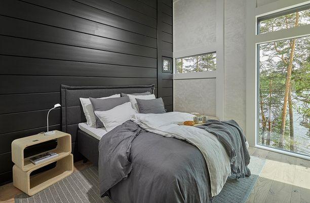 Vapaa-ajanasunnolta toivotaan viihtyisyyttä ja luksusta. Neliöitä pitää olla riittävästi, ja huonekorkeus on kasvanut. Isojen ikkunoiden ansiosta luonto tulee osaksi sisätiloja.