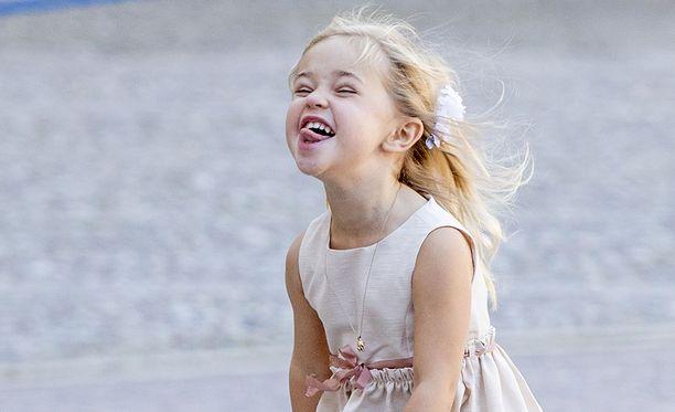 Prinsessa Leonore täyttää tiistaina neljä vuotta.