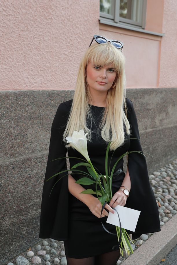 Erika Vikman.