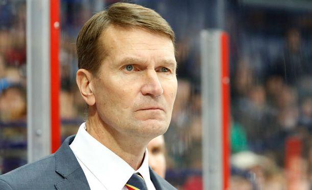 Erkka Westerlundilla on kova luotto joukkueensa iskukykyyn.