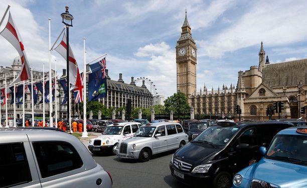 Lontoo on kallein kaupunkilomakohde.