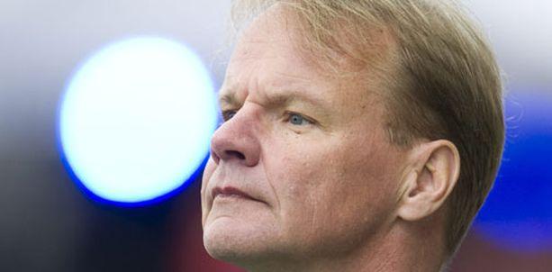 Juha Malisen valmentama AC Oulu nousi täksi kaudeksi Veikkausliigaan.