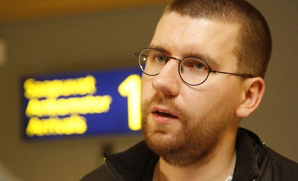 Sebastian Tynkkynen ei vastannut tietosuojavaltuutetun pyyntöön.