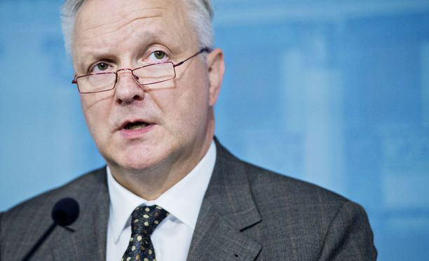 Olli Rehnin mukaan kertakorotusten rajoittaminen saatetaan laajentaa koskemaan maakaasuverkkoja.
