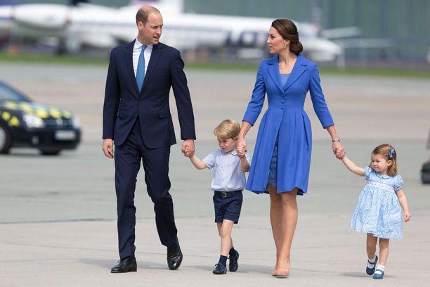 Juttelikohan Sauli prinssi Williamin kanssa isyydestä viime vuoden lopulla, kun prinssi vieraili Suomessa?