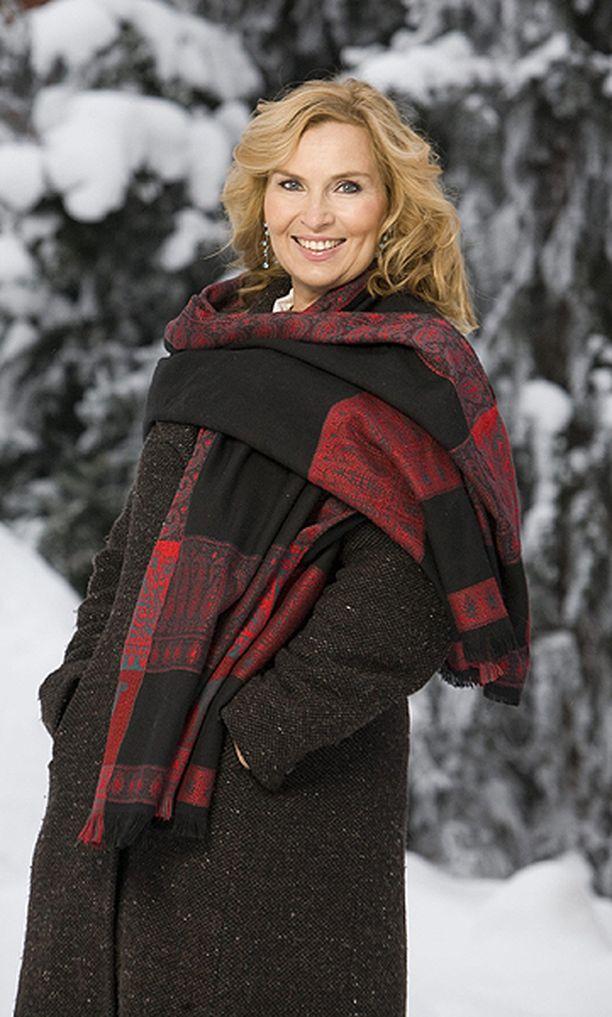 Sari Havas Espoossa vuonna 2010.