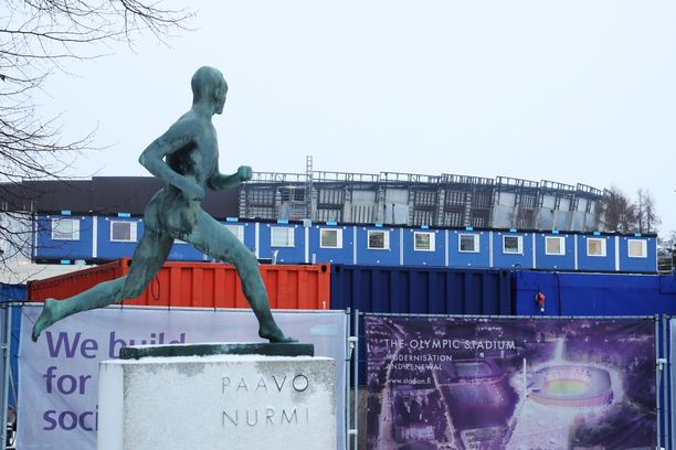 Helsinki ei saanut Uefan arvo-ottelua uusitulle Olympiastadionilleen.