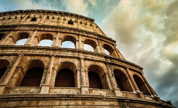 Tapaus sattui Roomassa perjantain ja lauantain välisenä yönä.
