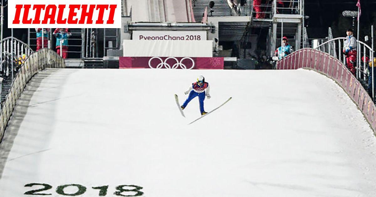 Vuoden 2021 Talviolympialaiset