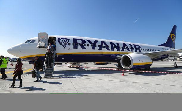 Ryanair on aiemmin saanut haukkuja muun muassa hinnoittelupolitiikastaan ja huonosta asiakaspalvelusta.