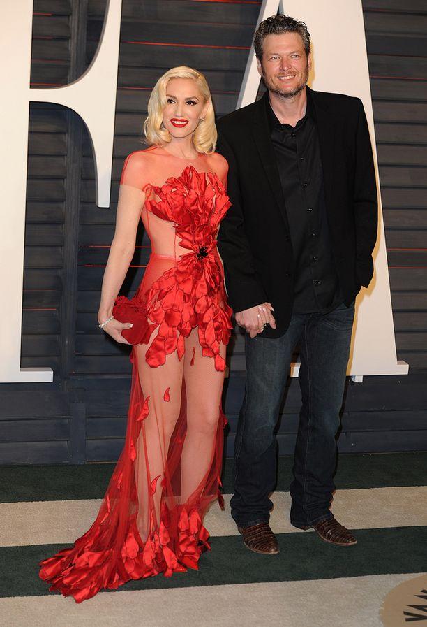 Gwen Stefani ja Blake Shelton