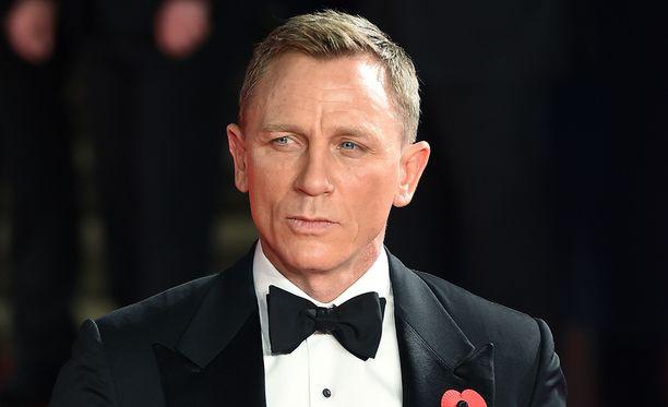 Daniel Craig tekee viidennen elokuvansa James Bondin roolissa.