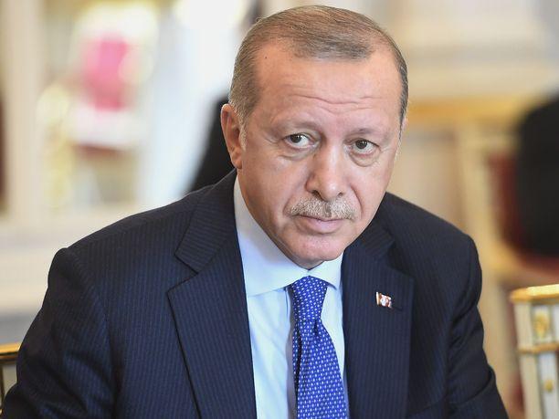 Turkin presidentti Recep Tayyip Erdogan on keskustellut lokakuun alussa kadonneesta toimittaja Jamal Khashoggista Saudi-Arabian kuningas Salmanin kanssa.