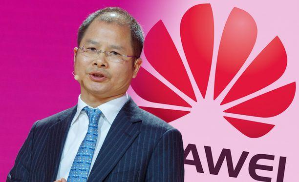 Eric Xu kuuluu Huawein johtokuntaan.